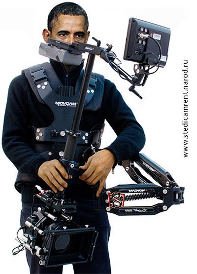 Стедикам MovCam, большой стедикам, аренда стедикам, профессианальный стедикам, для Canon 5D mark 3,