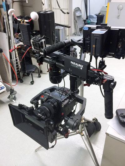 Стедикам DJI Ronin, электронный трехосевой стабилизатор, для камер легкого и среднего веса, стедикам для Canon 5D mark3, Nikon D800, Canon C300, Sony FS700